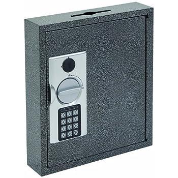 Amazon.com : Buddy Products Key Safe, 4 x 17.75 x 11.75, Platinum ...