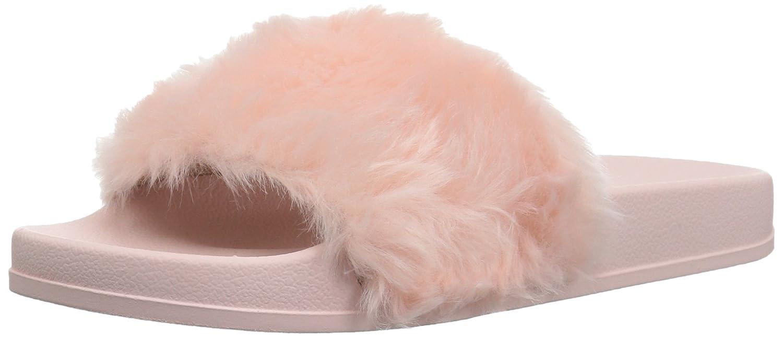Franco Sarto Women's Poland Slide Sandal B06XSNT2PC 5 B(M) US|Pink
