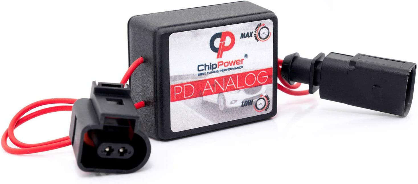 ChipPower Boitier Additionnel PDa pour TOURAN Mk1 I 2.0 TDI PD 103 kW 140 CV 2005-2010 Power Chip Tuning Box Diesel
