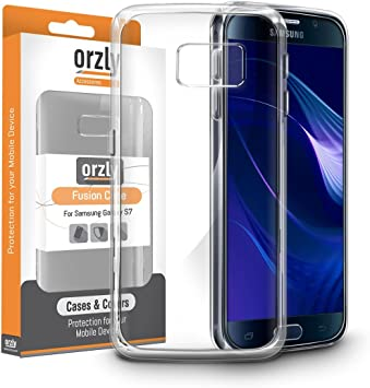 Orzly® Fusion Bumper Case para Samsung Galaxy S7 Smartphone (2016 ...
