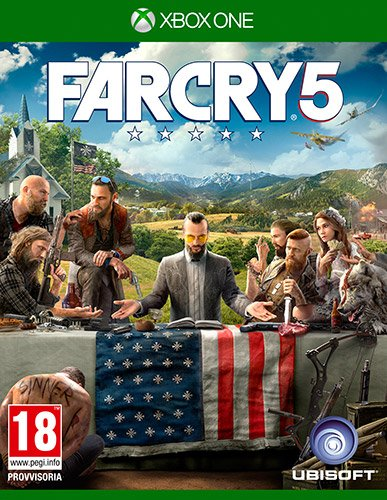 Far Cry 5 (Xbox One) Versione Italiana
