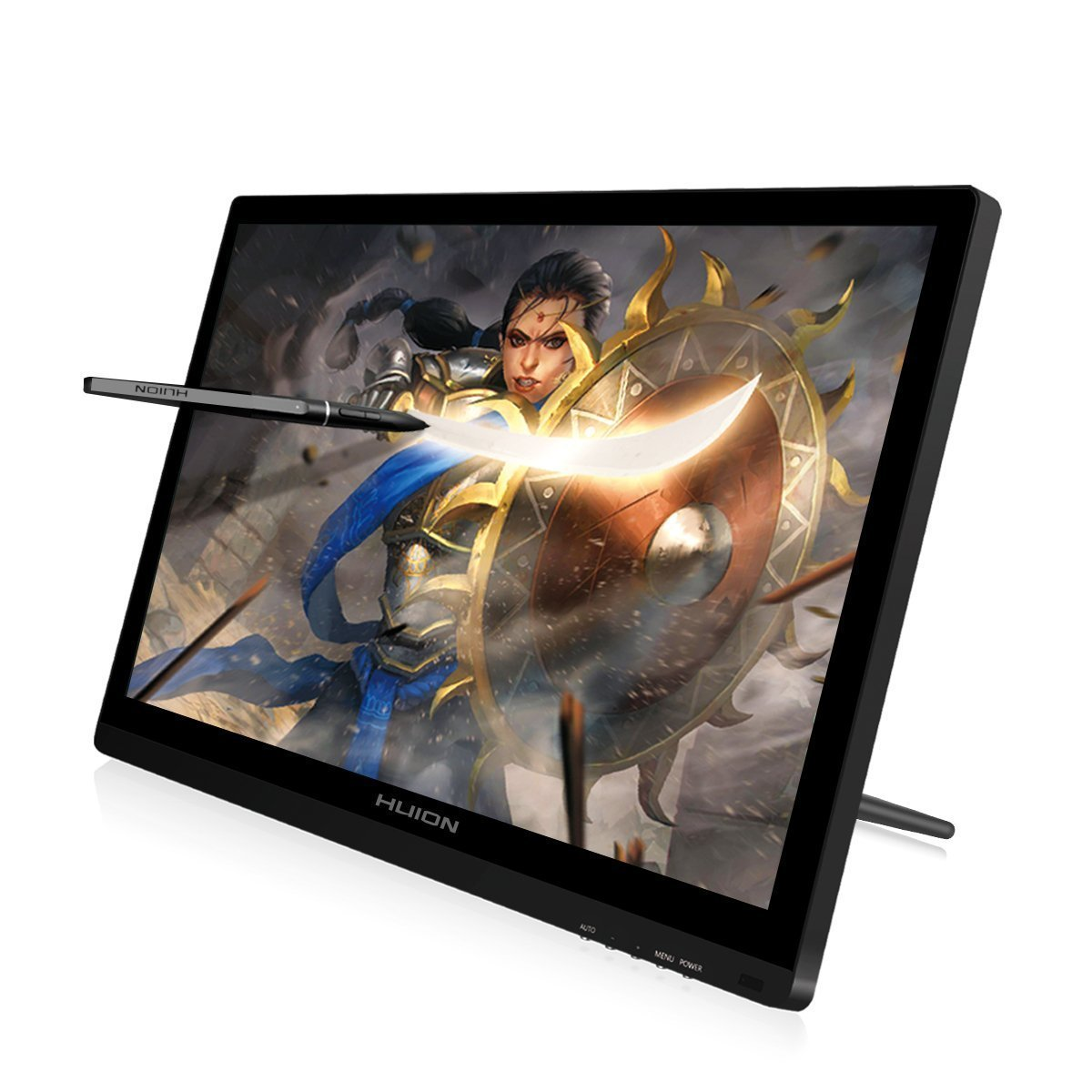 Huion KAMVAS GT-191 Drawing Tablet with HD Screen 8192 Pressure Sensitivity - 19.5 Inch by Huion