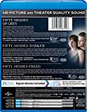 Fifty Shades: 3-Movie Collection [Blu-ray]