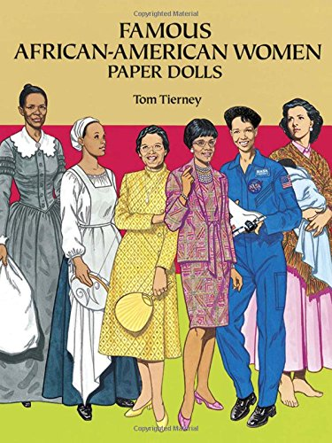 Famous African-American Women Paper Dolls (Dover Paper Dolls)