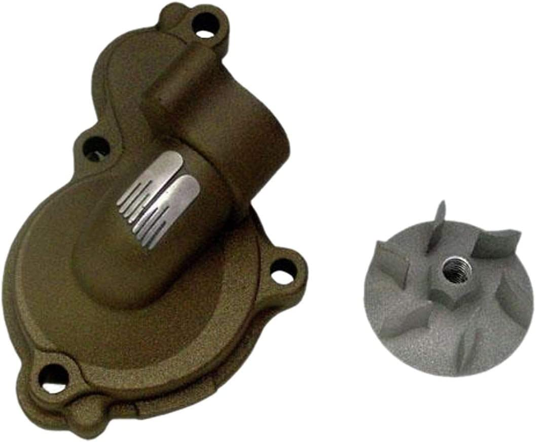 Boyesen Supercooler Water Pump Cover And Impeller Kit Yam Wr 450F 2016-2018;