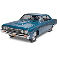 Revell 67 Chevy Elle Pro Street 1:25 Scale Model Kit -Plastic Model Kit
