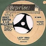Nancy Sinatra & Lee Hazlewood 45 RPM Sand / Lady Bird
