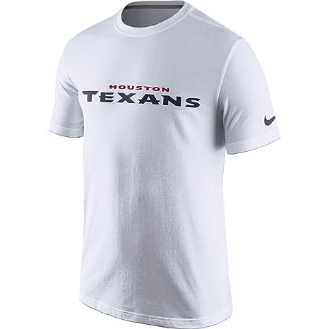 26576633 Amazon.com : Nike Men's Houston Texans Dri-FIT Cotton Essential ...