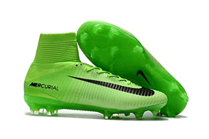 b6b4623685a57 kaith zapatos hombres de fútbol MERCURIAL Superfly V FG – Botas de fútbol