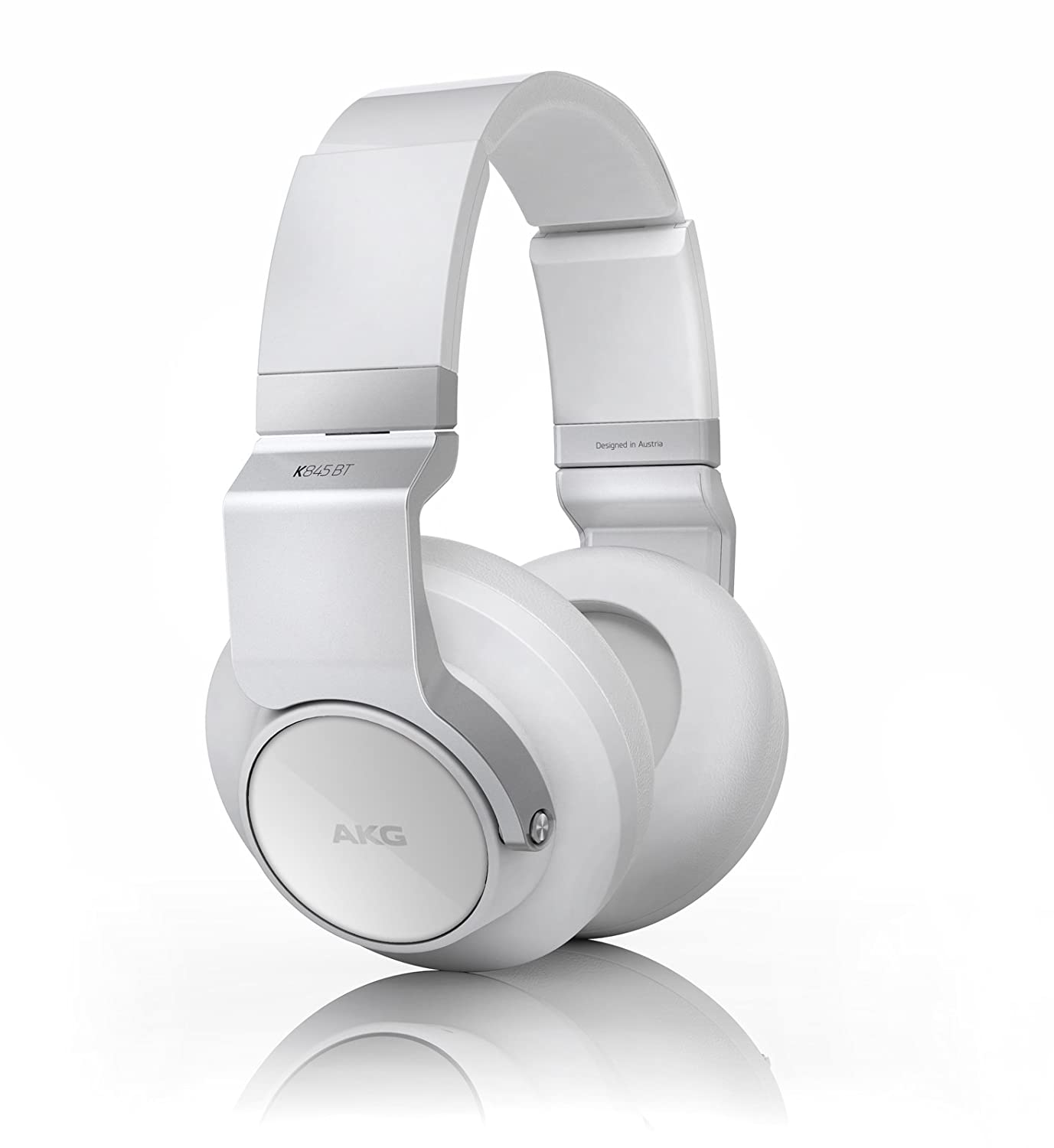 akg headphones white. amazon.com: akg k 845bt bluetooth wireless on-ear headphones, white: home audio \u0026 theater akg headphones white
