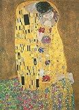 Clementoni - 31442.3 - Puzzle Collection High Quality - 1000 Pièces - Le Baiser - Klimt