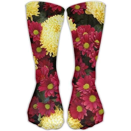 6232991ba42b3 Amazon.com: Chrysanthemums Flowers Yellow Red Boys Girls ...