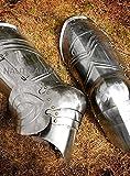 Medieval Gothic Armor Leg Guard By Nauticalmart