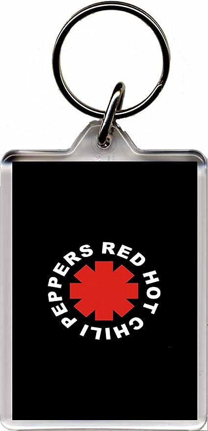 Red Hot Chili Peppers Llavero: Amazon.es: Equipaje