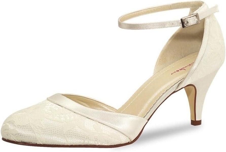 Rainbow Club Penny Ivory Wedding Shoes Size 5 Amazon Co Uk Shoes