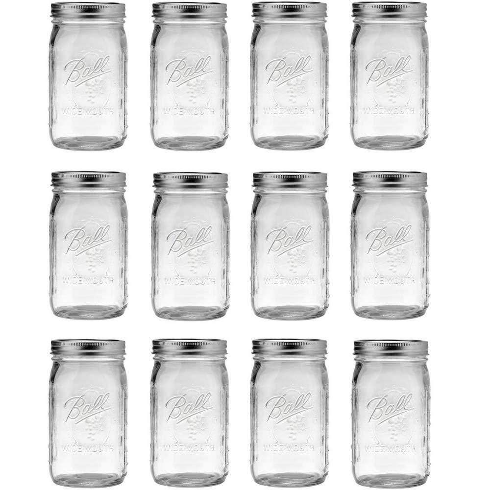 Ball 16 oz Regular Mouth Jar