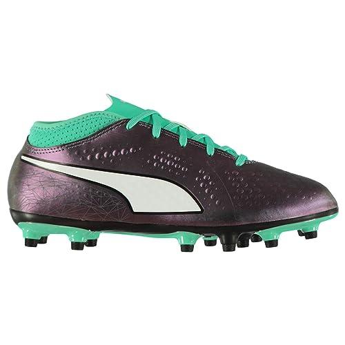 Puma One 4 Il Syn FG Jr, Zapatillas de Fútbol Unisex Niños: Amazon.es: Zapatos y complementos