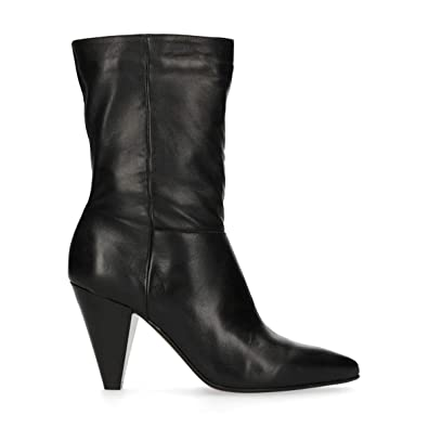 3bb3ee7515f160 Sacha Damen Kurze Stiefel Schwarz (Size  41) Artikel 4.7149  Amazon ...