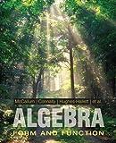 Algebra 1st Edition