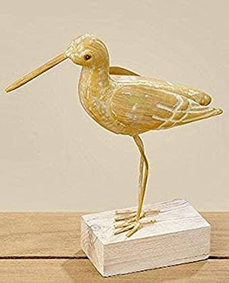 Collectable Figure Stand Sea Bird Seagull Metal Shabby Decorative Height 35 Cm Metal Beige 35 Cm Amazon Co Uk Kitchen Home