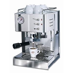 Espresso Siebträgermaschine Quick Mill 6000
