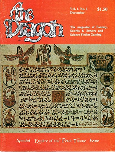 Dragon Magazine, Issue 4