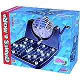 Simba - 106150493 - Jeu de Société - Bingo avec Tambour - + Accessoires Inclus