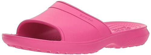 57d247c64ff2 Crocs Unisex Classic Slide K Sandal