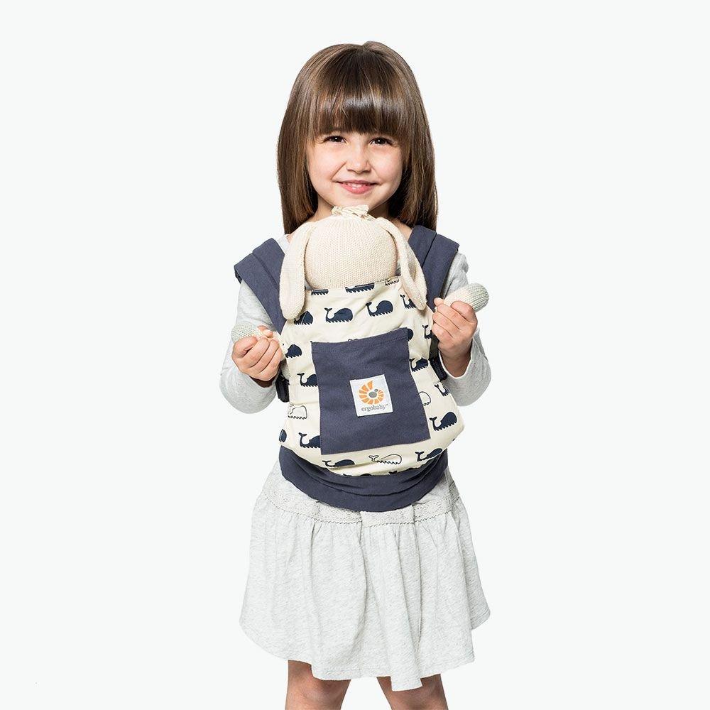 Amazon Com Ergobaby Original Doll Carrier Galaxy Grey