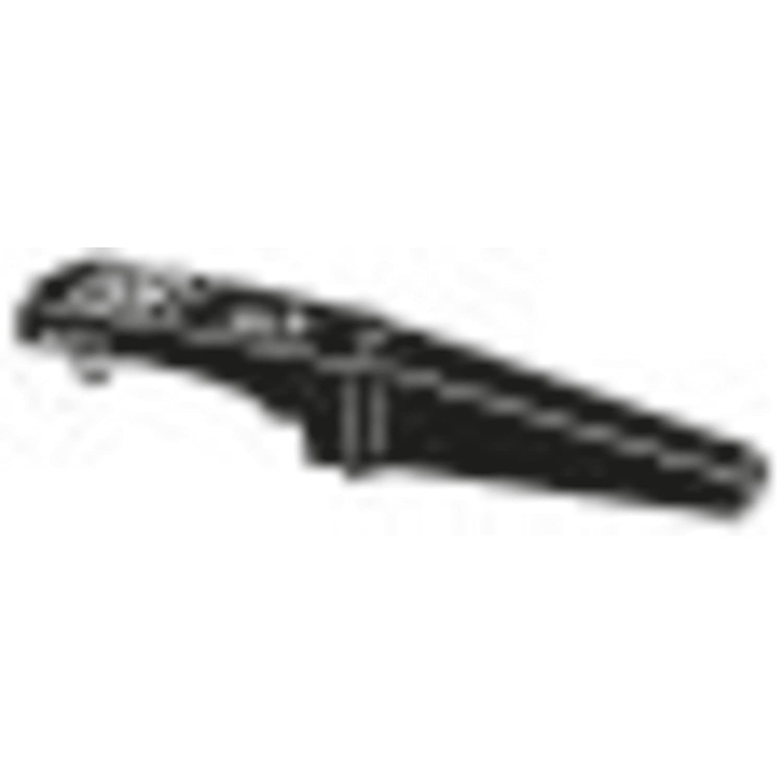 Silit Ersatzteil Deckelstielgriff Schnellkochtopf Sicomatic-L 18+22cm Kunststoff schwarz 21.5017.2444