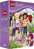 Lego Friends - L'intégrale des Aventures - Coffret DVD