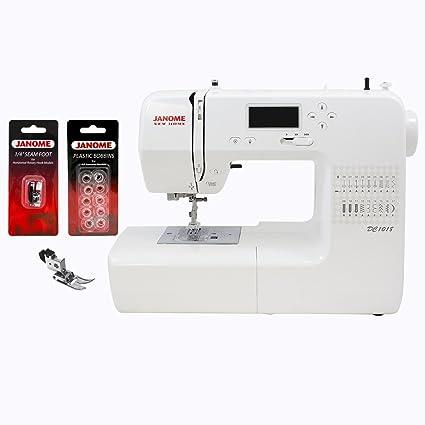 Amazon Janome DC40 Sewing Machine With Free Bonus Kit Home Delectable Janome Sewing Machine Starter Kit