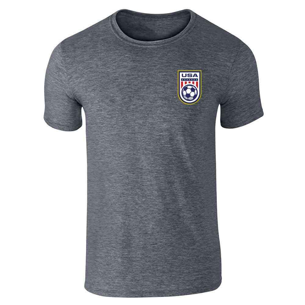 USA Soccer Apparel Retro National Team Jersey Graphic Tee T-Shirt for Men