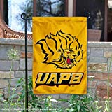 College Flags and Banners Co. UAPB Golden Lions Garden Flag