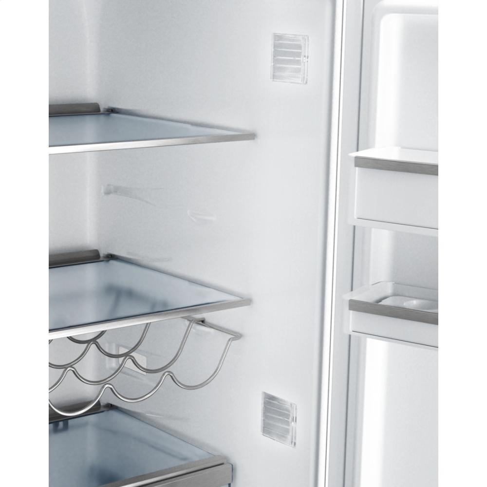 amazoncom bosch b11cb50sss 500 125 cu ft stainless steel counter depth bottom freezer energy star cell phones u0026 accessories - Counter Depth