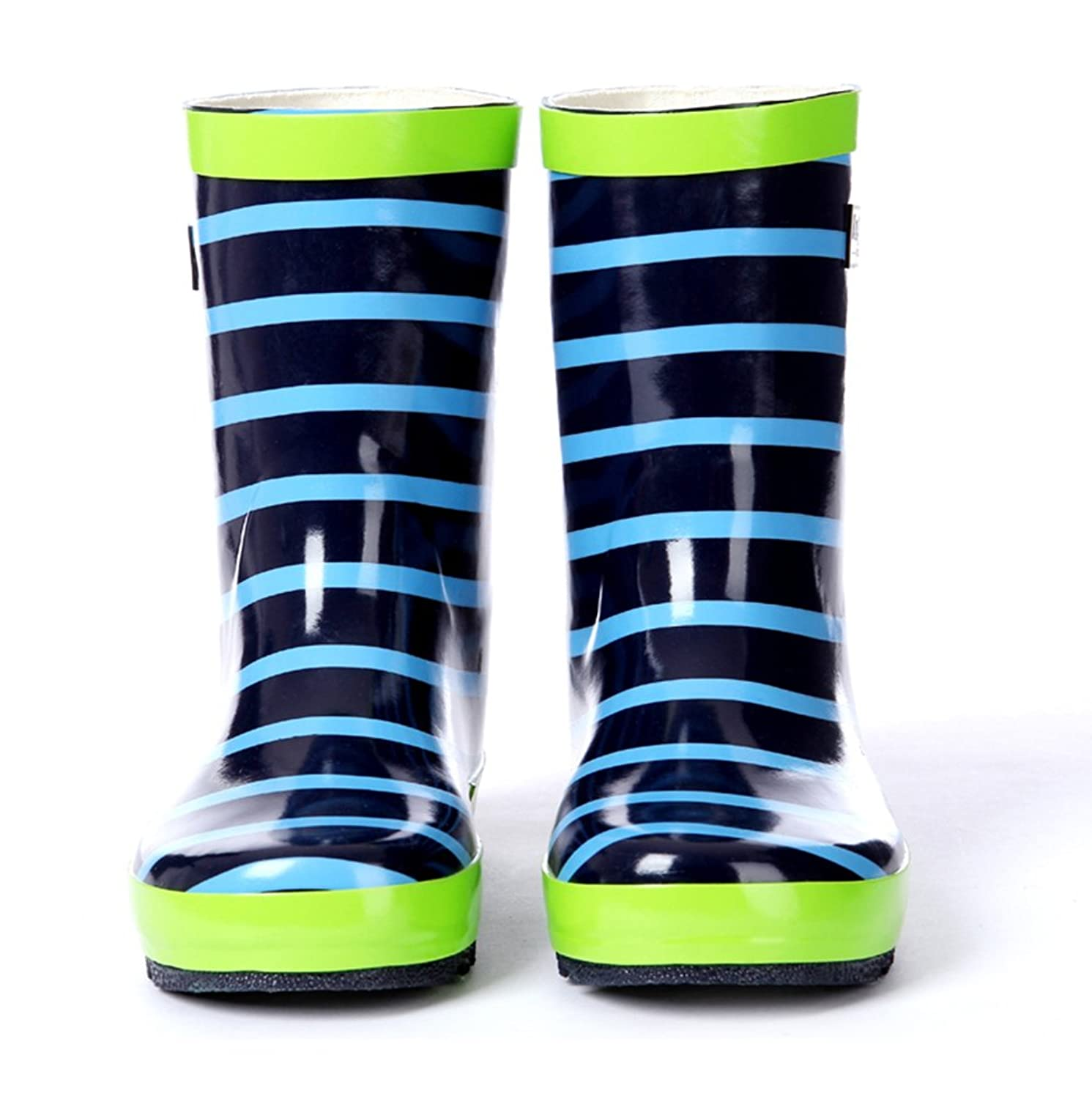 SK Studio Rain boots for Boys Easy On Printed Rubber Boots: Amazon.co.uk:  Shoes & Bags