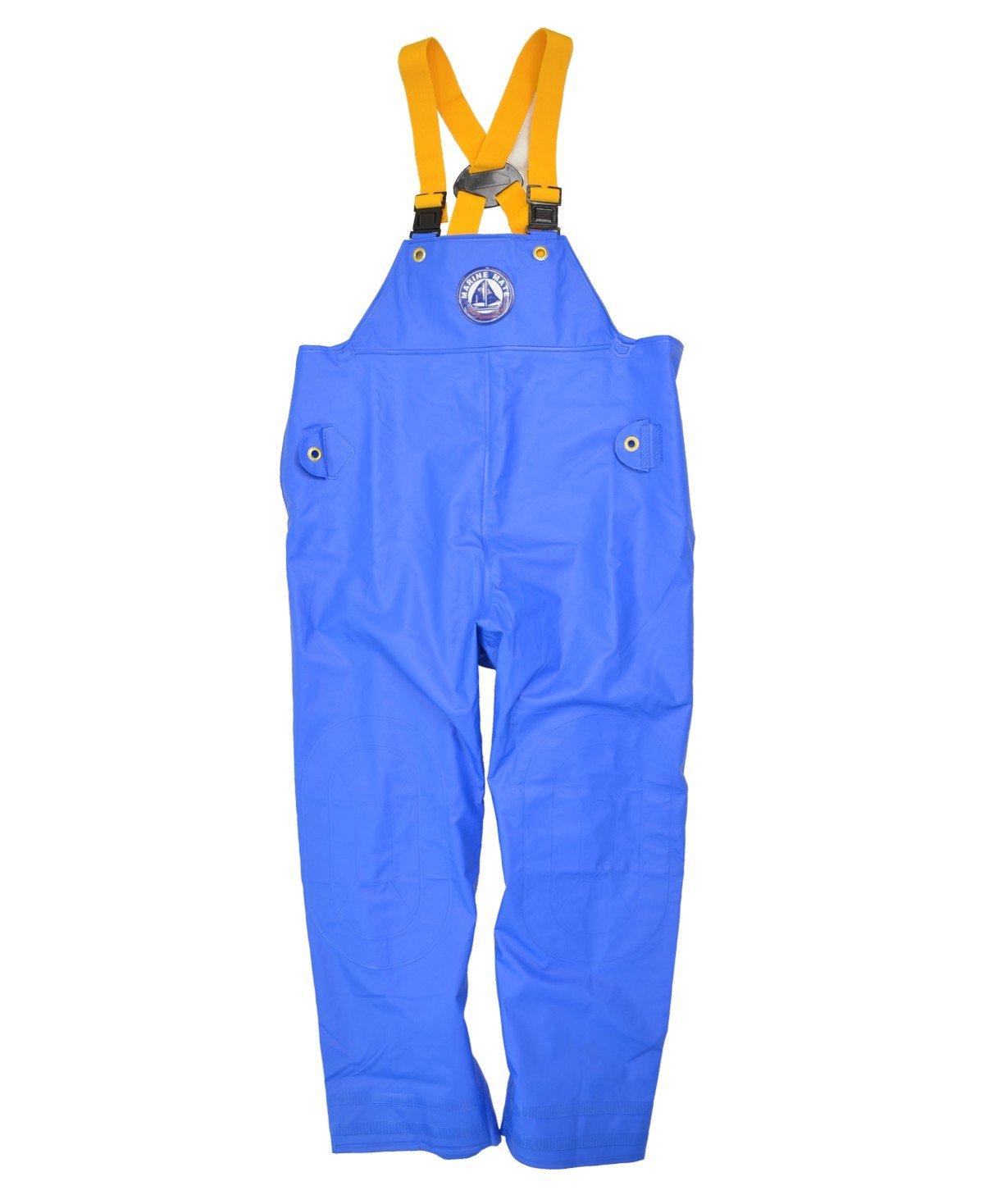 「マリンメイト」PVCマリンウェアサロペットパンツ【上下別売】/F9035S/ B00P1YG4BE LL(身長:170-180cmW91cm)|ブルー ブルー LL(身長:170-180cmW91cm)