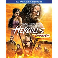 Hercules (Blu-ray + DVD + Digital HD) (2018)