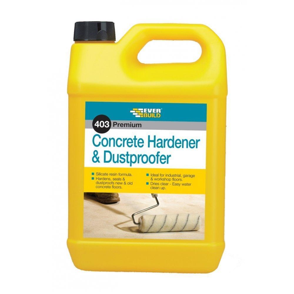 Everbuild CHD5L Concrete Hardener and Dustproofer 403 5L CHD5L-EBD B00133KZXU