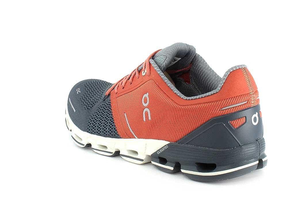Zapatillas On Running Cloudflyer Rust Stone Hombre 47 Coral: Amazon.es: Zapatos y complementos
