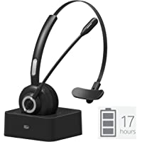 Golvery Trucker Bluetooth Headset with Microphon