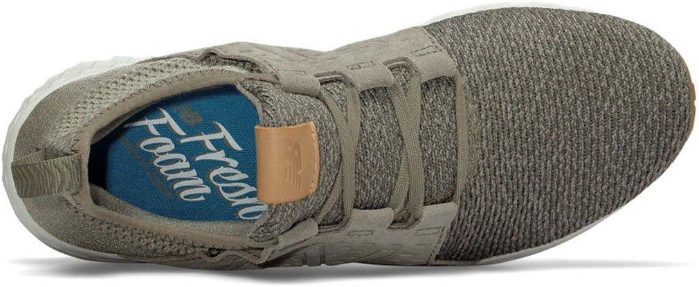 New Balance Women's Fresh Foam Cruz V1 Running Shoe B01N1W23H4 5 B(M) US|Green