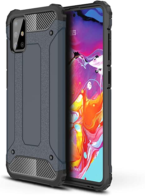 Desche Case For Samsung Galaxy A51 Heavy Outdoor Elektronik