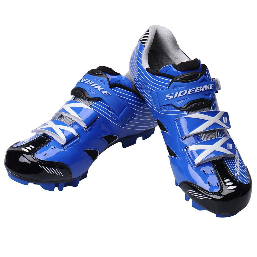 globalqi-athletics Zapatillas De Ciclismo Ligeras Y Transpirables Zapatillas De Ciclismo Zapatillas De Bicicleta De Carretera para Hombres Malla De Nylon Transpirable