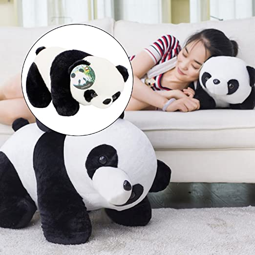 Amazon.com: sealive chino Rare Panda Animal de peluche plush ...