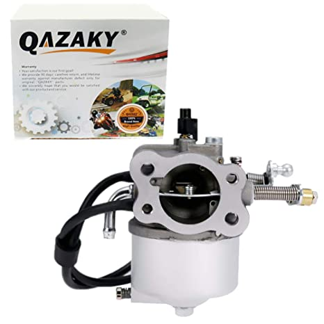 QAZAKY Carburetor Replacement for EZGO Golf Cart Gas Car 350cc 4-cycle  Stroke Robin Engine Workhorse ST350 Carb 17559 72558-G01 72558-G05  72840-G02
