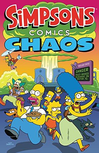 Read Online Simpsons Comics Chaos ebook