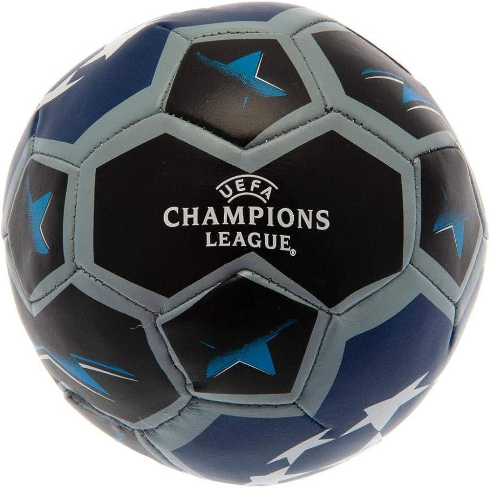 UEFA Champions League - Pelota blanda pequeña oficial (Talla ...