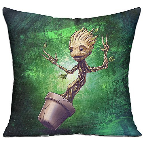 Marvel Guardians Of The Galaxy Groot Standard Pillow Case One Size
