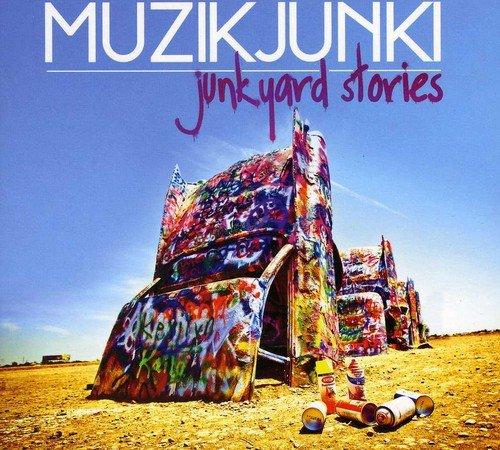 CD : Muzikjunki - Junkyard Stories (United Kingdom - Import)